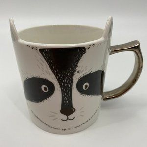 Rosanna Raccoon Mug with ears - NEW